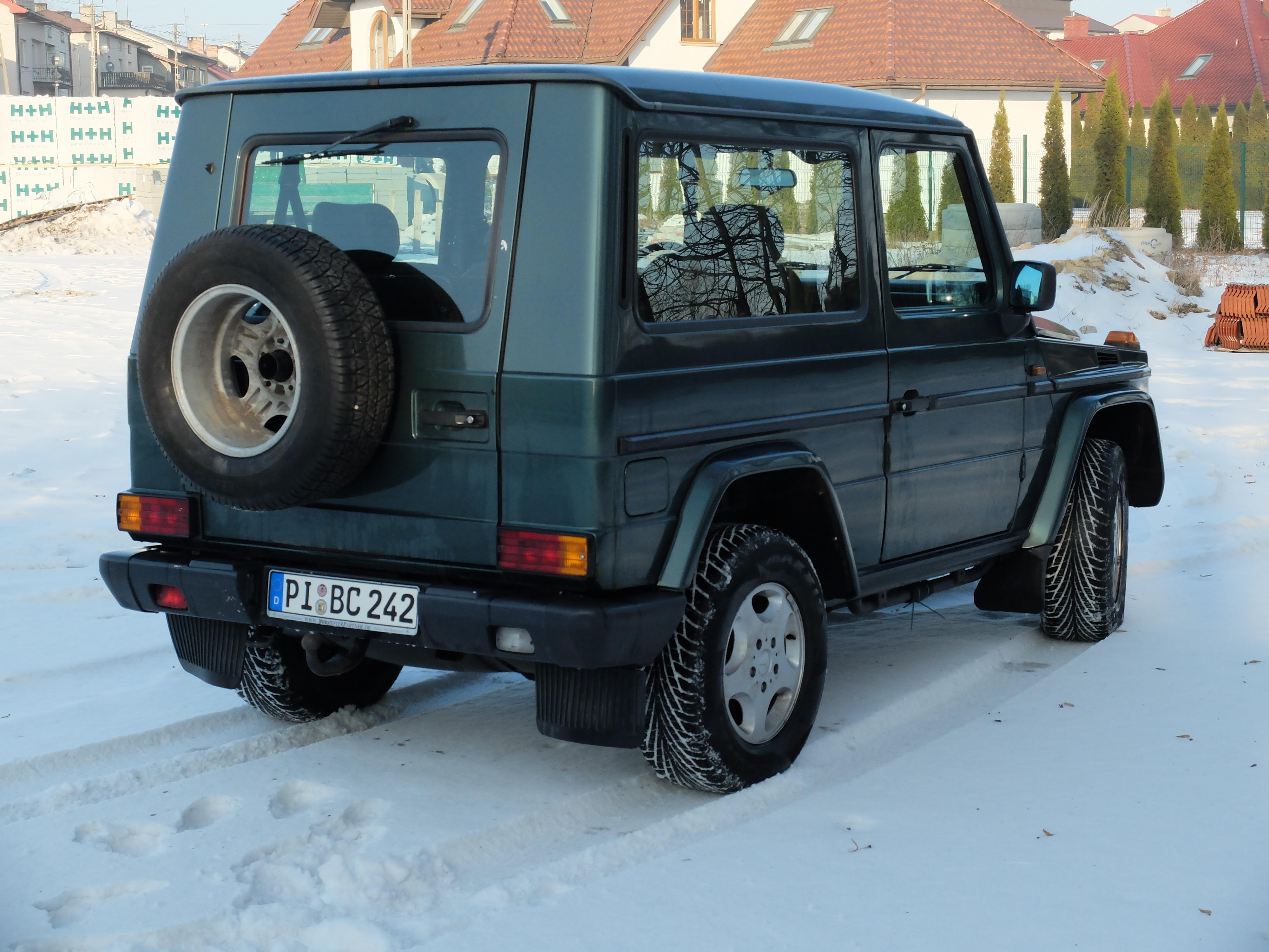MERCEDES-Benz W463 GD350