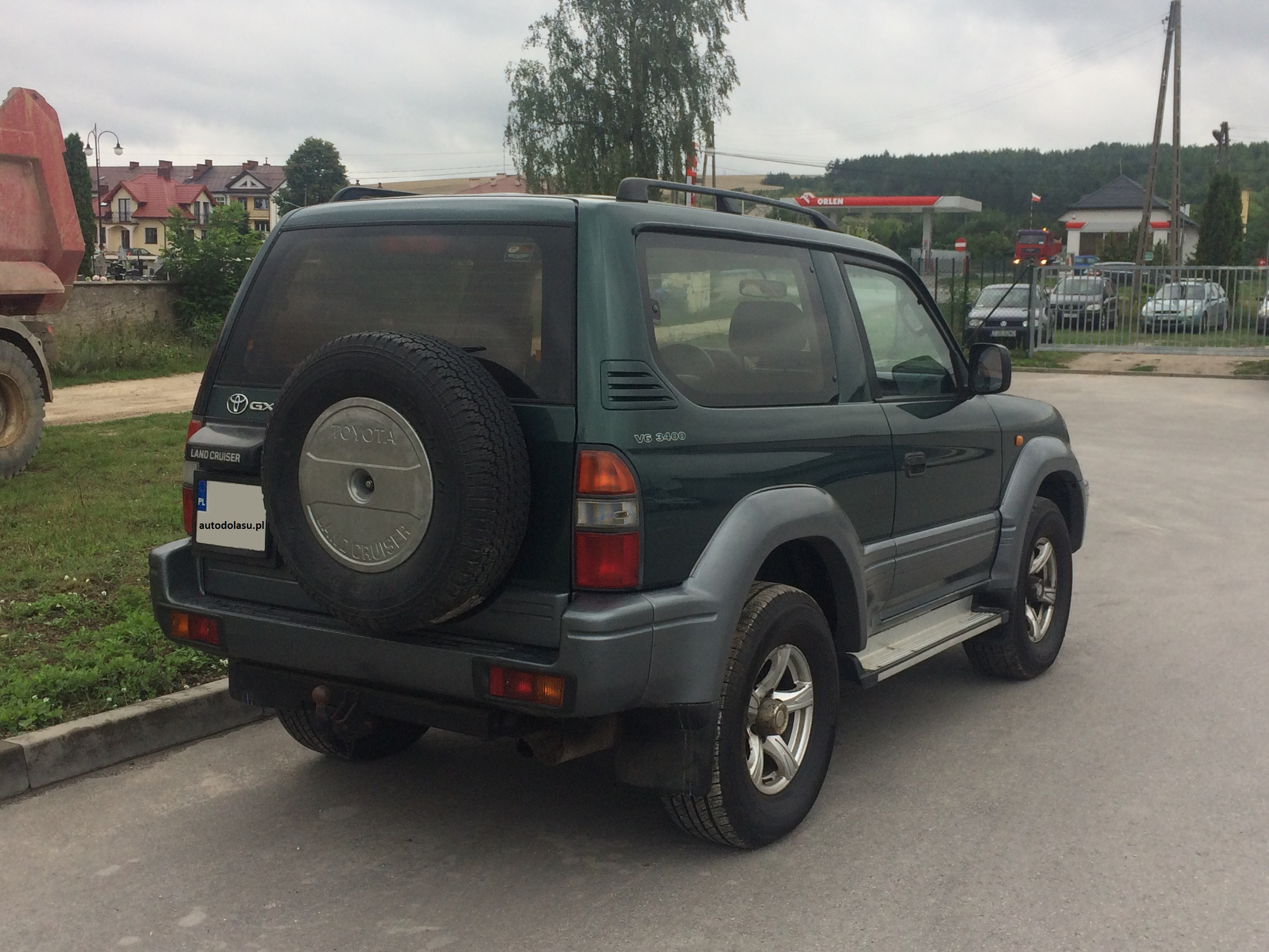 TOYOTA Land Cruiser J90 3.4 V6